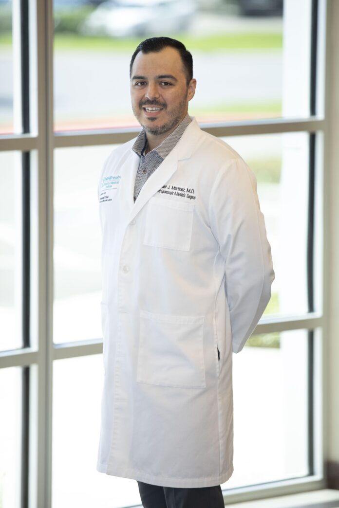 Dr. Michael Martinez