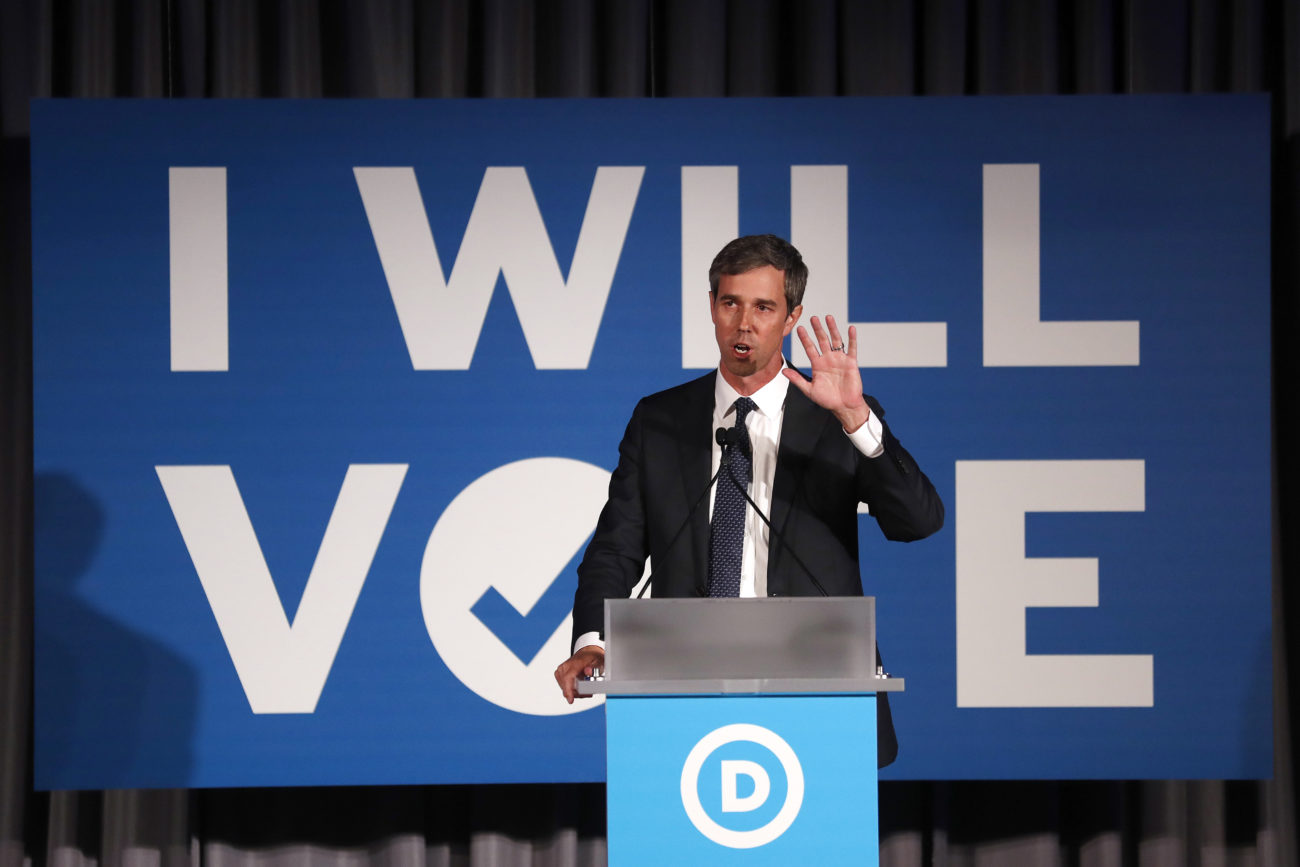 O'Rourke says he's not planning to challenge Abbott for Texas governor | MyRGV.com