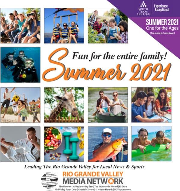 علامة التبويب 2021 Summer Fun Tab