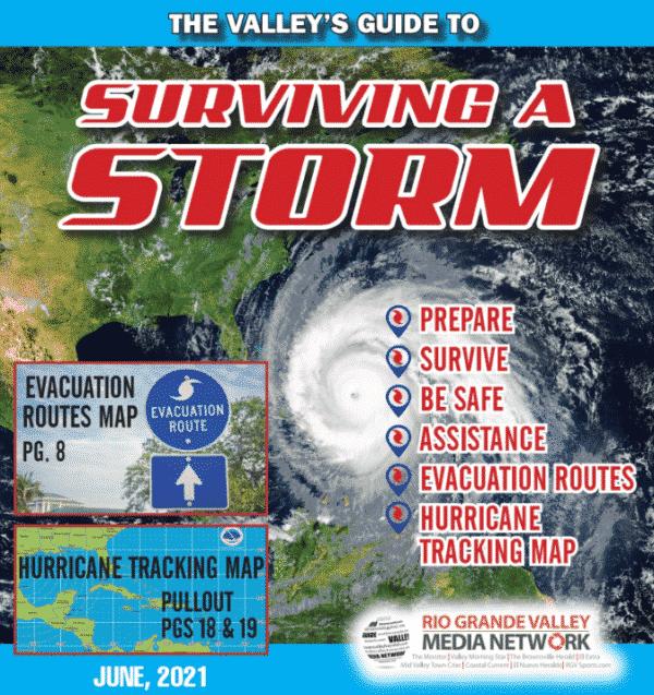 دليل إعصار مقاطعة كاميرون